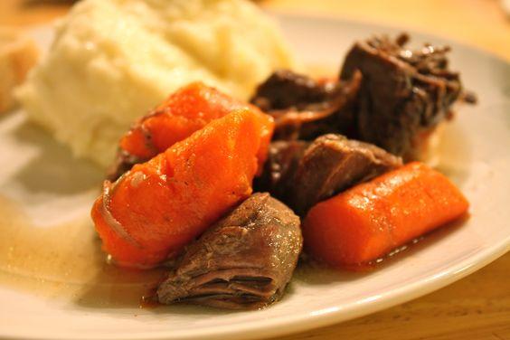 Pioneer Woman's Perfect Pot Roast Recipe