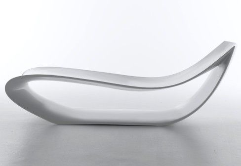 Chaiselongue design  SIGN CHAISE LONGUE by MDF Italia - reclining chairs - design at ...