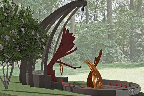 Chuck Brown Park Sculpture preview