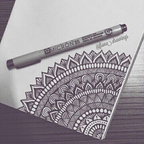 40 Beautiful Mandala Drawing Ideas Inspiration Brighter Craft Mandala Art Lesson Mandala Design Art Mandala Drawing