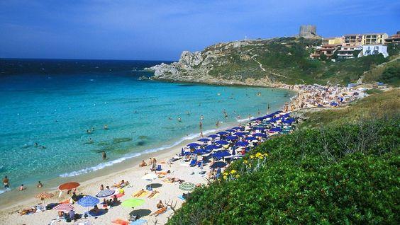 Camping Sardaigne Homair, location camping pas cher à Aglientu au Camping Baia Blu La Tortuga prix promo Homair Vacances à partir de 185.00 ...