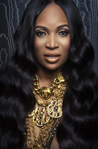 Marlo Hampton hair extension trends:  Pure Remy~Wavy   Photo Credit: madamenoire.com