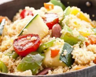 Couscous de légumes minceur à la marocaine : http://www.fourchette-et-bikini.fr/recettes/recettes-minceur/couscous-de-legumes-minceur-la-marocaine.html