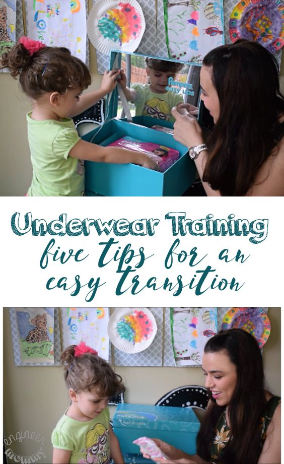 Trying to potty train your child? Get my top five tips for an easy transition when you click the link. Find out why @Pampers Easy Ups Training Underwear are a must-have item for toddlers. #PampersEasyUps #ad
