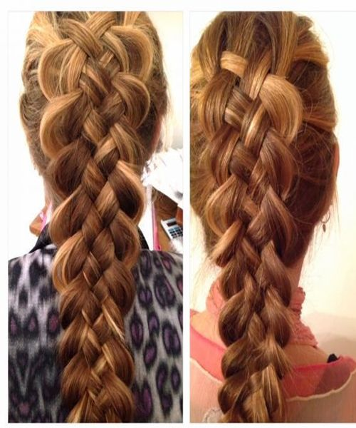 Astonishing Braids Step By Step Dutch Braids And Step By Step On Pinterest Short Hairstyles Gunalazisus