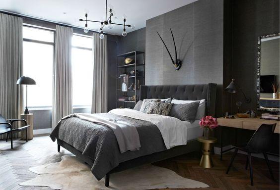 Modern Loft Interior-Jenny Wolf Interiors-13-1 Kindesign