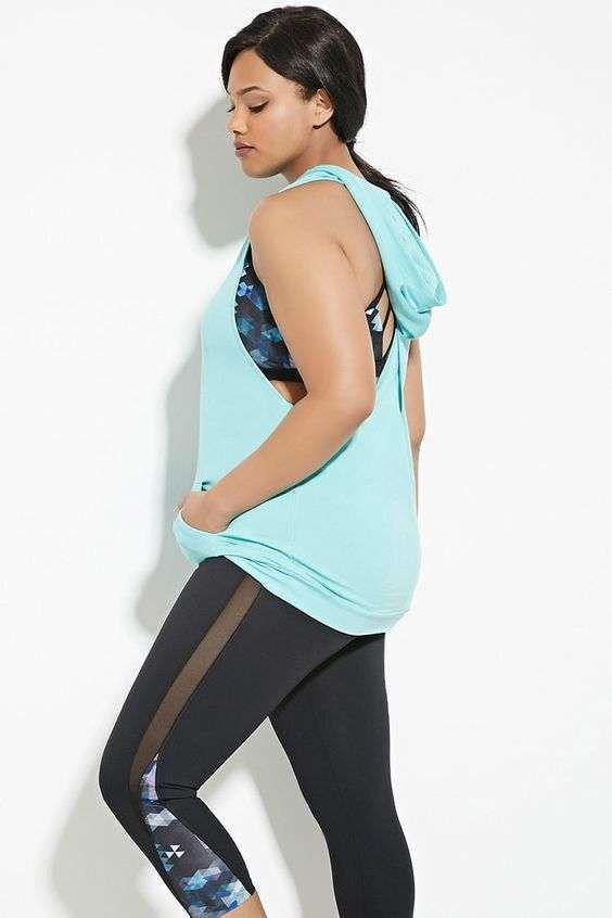 Moda deportiva curvy: La mejor ropa de deporte para tallas grandes (Foto 18/31) | Ella Hoy