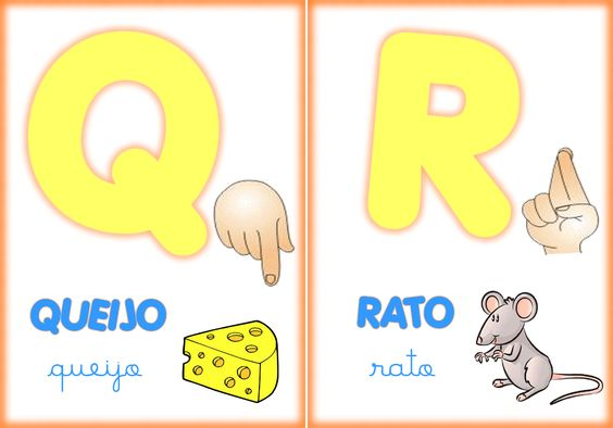 A Arte de Ensinar e Aprender: Alfabeto ilustrado com LIBRAS