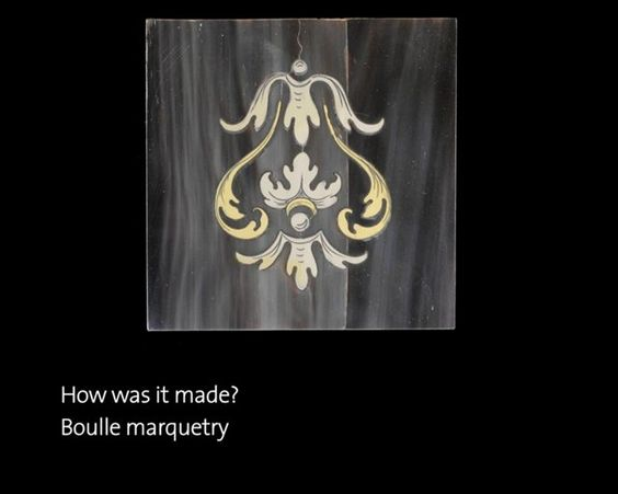 How Was it Made? Boulle Marquetry. This film shows the making of boulle marquetry.