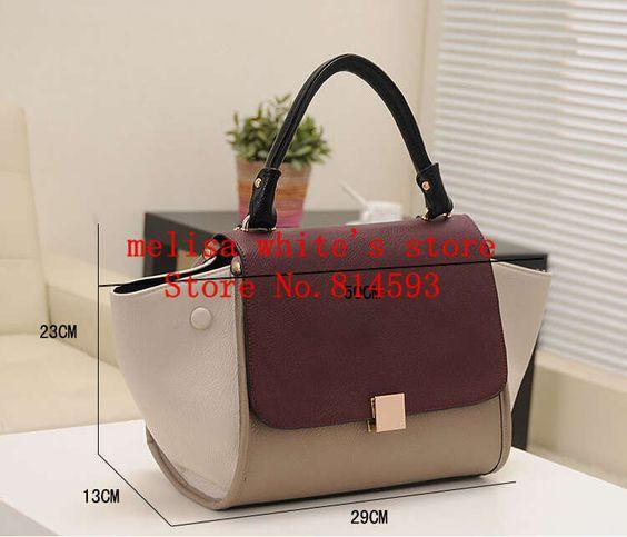 2015 Women Messenger Bag New Handbag Portable Shoulder Bag Cross-Body Bolsas Leather Bags High Quality Famous Brand Design h48