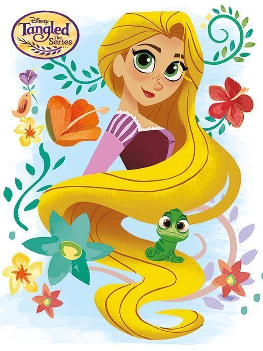 Tangled Art 1 Jpeg Rapunzel Drawing Disney Rapunzel Tangled Pictures