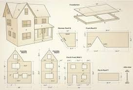 Bilderesultat For Free Download Dolls House Plan Doll House Plans Dollhouse Woodworking Plans Doll House