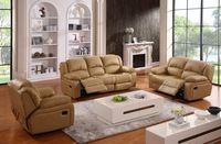Look what I found Via Alibaba.com App: - Cuero genuino de la venta caliente sofa reclinable sofá/sofá de cuero genuino barato/sofá de cuero blair LS908