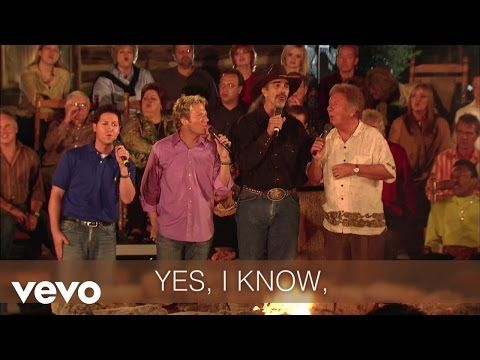 Gaither Vocal Band Yes I Know Live Lyric Video Youtube