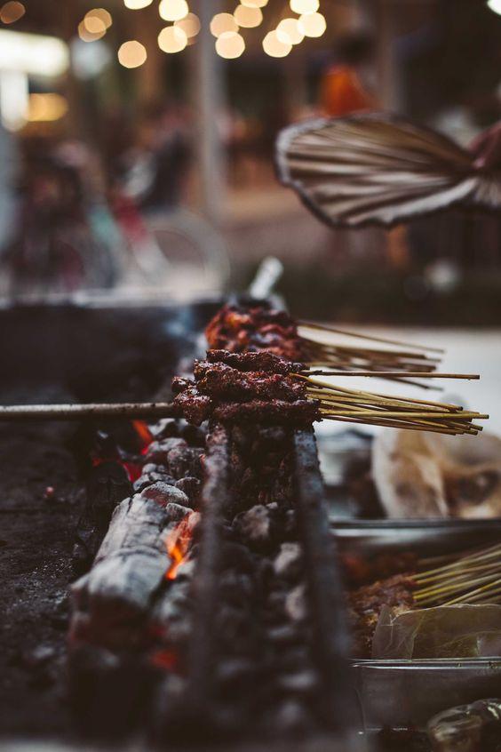 Satay | Food from Singapore