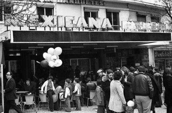Pastelaria Mexicana, Lisboa (Vasques, post 1962)