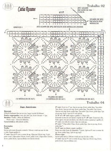 BARBANTE N.7 - M-CROCHÊ-TRICÔ - Picasa-Webalben