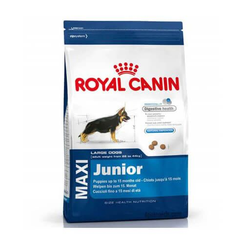 Royal Canin Maxi Junior Is A Best Food For Maxi Breed Dogs Who