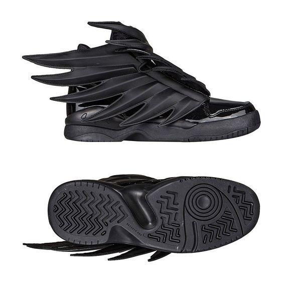 Jeremy Scott Wings Batman