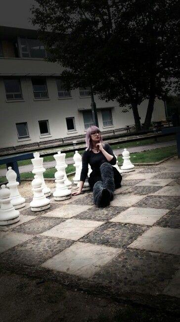 Chess girl Instgram jadeicicle