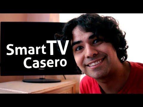 Convertir Cualquier Televisor Antiguo En Smart Tv Android Y Ver Tv Gratis Youtube Smart Tv Televisor Antiguo Tv