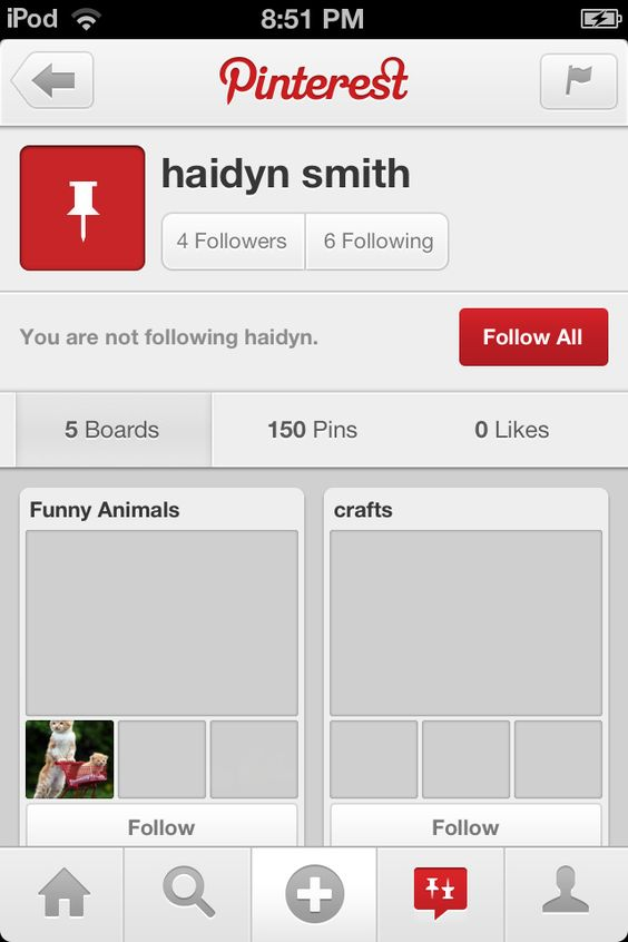 DON'T FOLLOW haidyn smith!!!