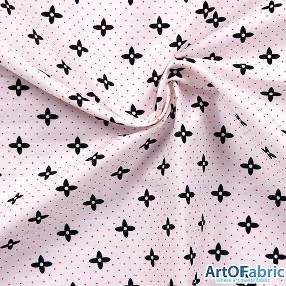 Nasa Logo Patches Cotton Fabric BTY RARE VHTF