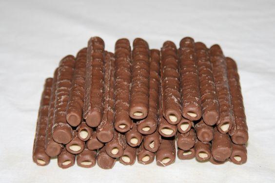 canudinho de chocolate - Pesquisa Google