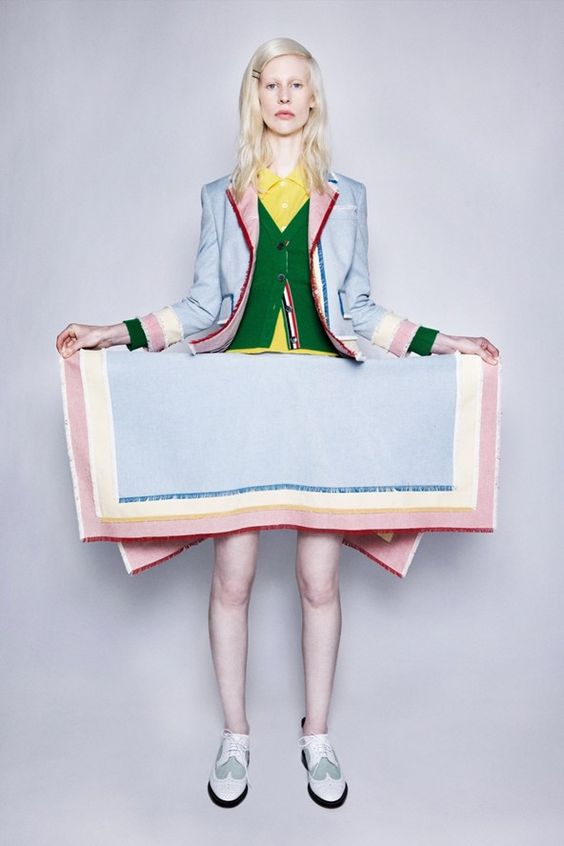 Thom Browne - SPRING/SUMMER 2016 READY-TO-WEAR / #MIZUstyle