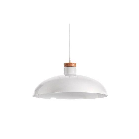 Liv lampara de techo blanca
