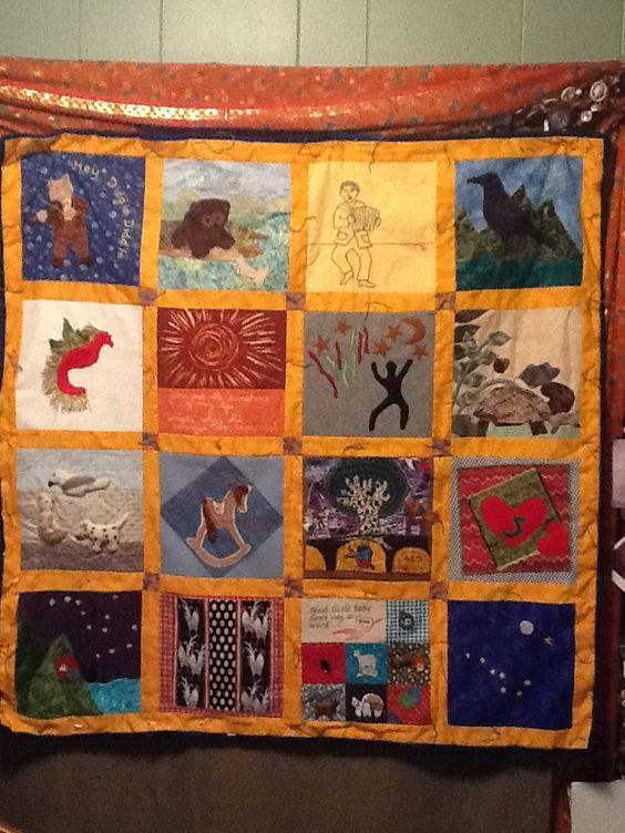 Sammy's quilt