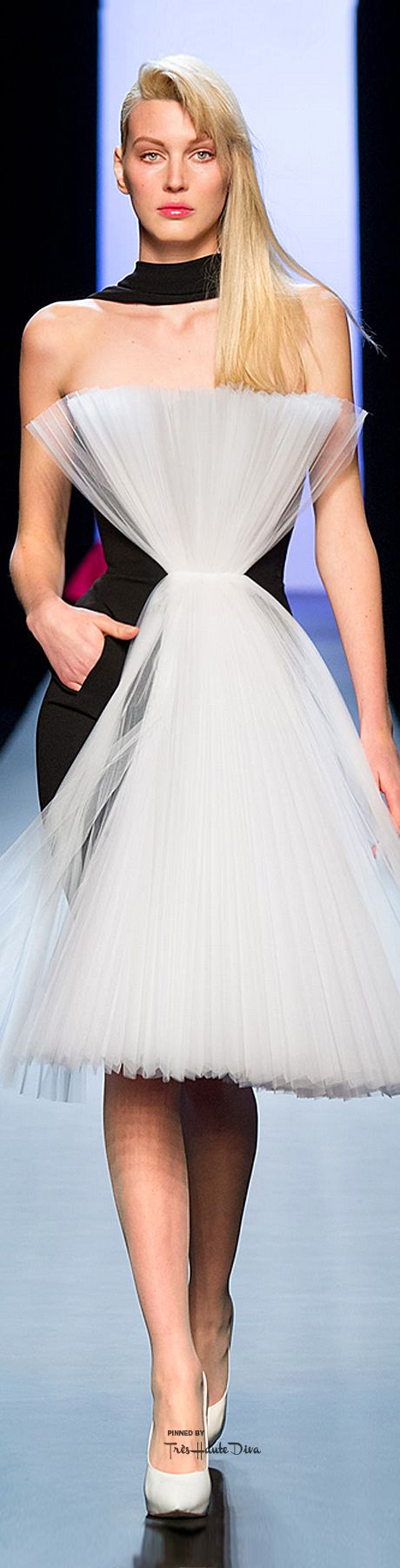 Jean Paul Gaultier Spring 2015 Couture  ♔THD♔