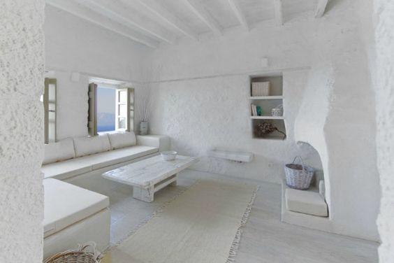 Melanopetra – Une superbe villa atmosphérique sur l'île de Nisyros