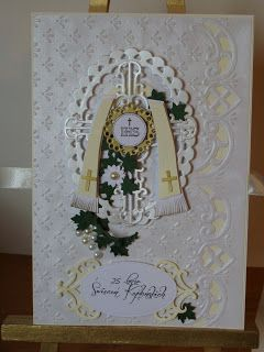 Papierowa pasja: Z okazji rocznicy święceń kapłańskich