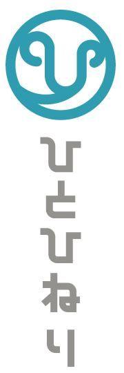 会社のロゴ。_my work.