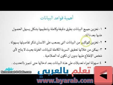 تعريف قواعد البيانات الحاسب الآلي الصف السادس الابتدائي الترم الأول المنهج المصري ن Boarding Pass Airline