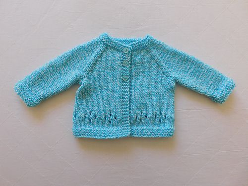 6month Gracie Hand Made Sweater
