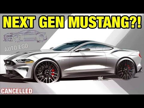 Current Ford Mustang Will Reportedly Stick Around Until 2026 More