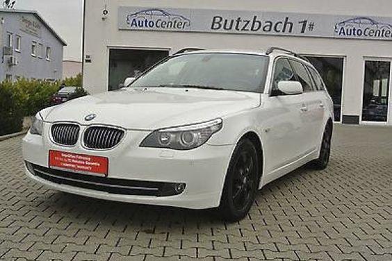 BMW Baureihe 5 Touring