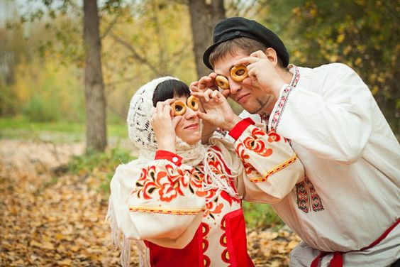 muravei_s - Свадьба в русском стиле