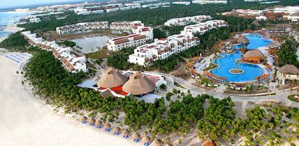 Valentin Imperial Maya #allinclusive in Mayan Riviera, Mexico #adultsonly