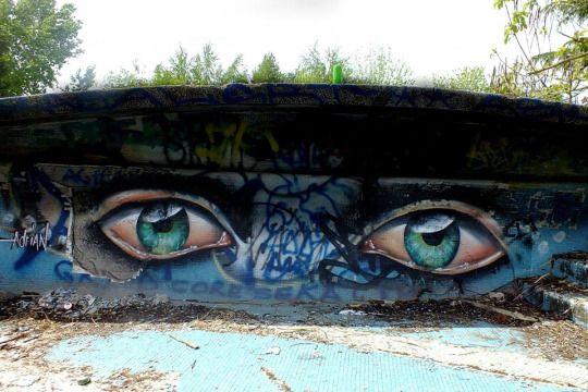Zona-Graffitis