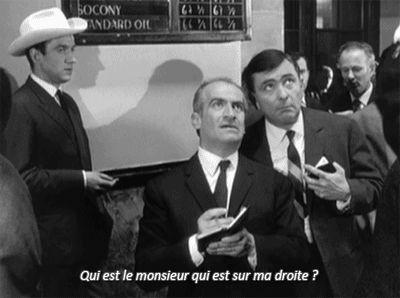 Louis de Funès : Pouic-Pouic (1963)