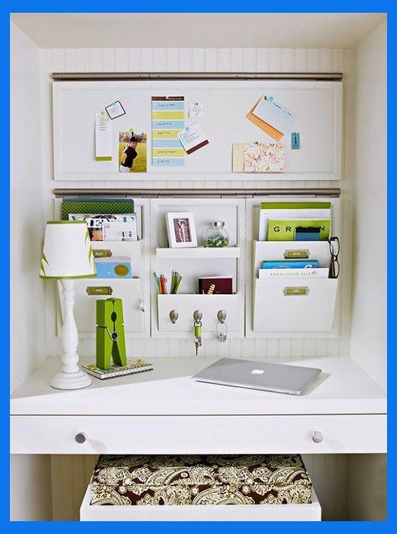 Ideas For Strategic Organization Storage Workplace Desk Organization Office Orga In 2020 Home Office Organization Bedroom Desk Organization Desk Organization Diy