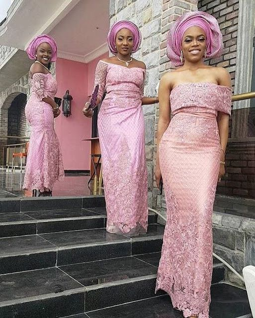 Hello Pretty Ladies ,  Owambe styles presents to you the Latest Aso Ebi Wedding Dresses 2017 . It is a great joy in us to always put on ...