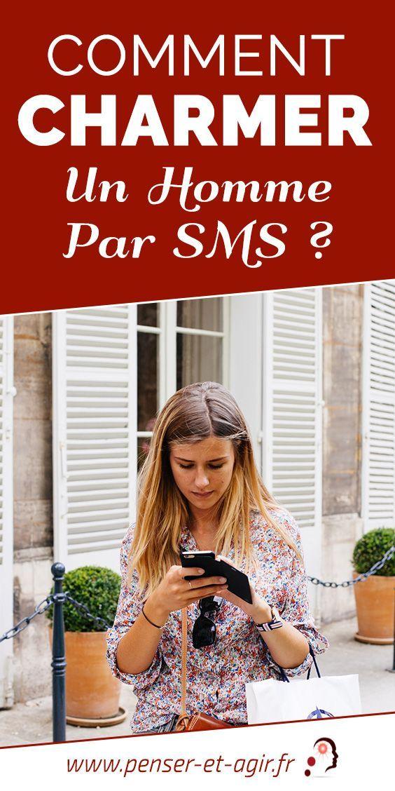 Comment draguer un homme par Textos? + 10 SMS Exemples | SMS d'amour et Messages drôles