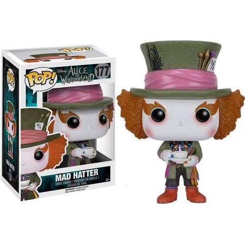 Boneco Funko Pop Alice In Wonderland Mad Hatter Pop Pop