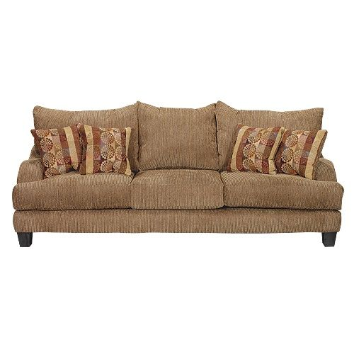 499 rc willey 100 brown michael nicholas sofa cute for Sofa table rc willey