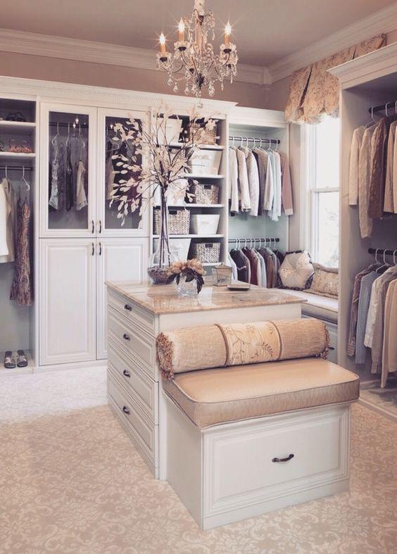 new closet room inspiration: