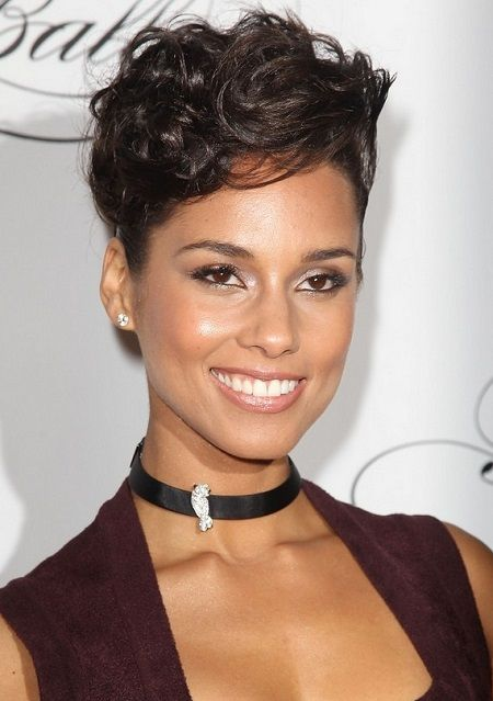 Cool Shorts African Americans And Keys On Pinterest Short Hairstyles For Black Women Fulllsitofus